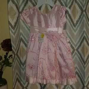 Other - NEW little Girl Party Dress Pink